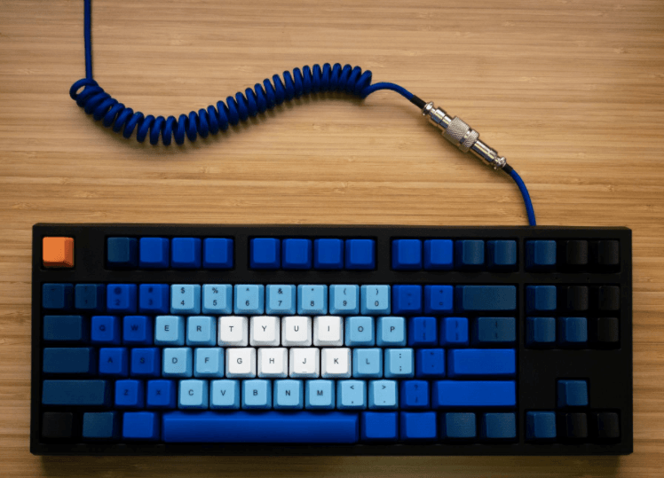 Detachable cord of Mechanical Keyboard