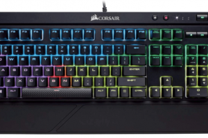Corsair K68 RGB Mechanical Gaming Keyboard, Backlit RGB LED, Dust and Spill Resistant