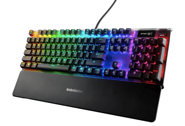 SteelSeries Apex 7 Mechanical Gaming Keyboard